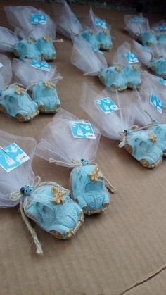 Paris baby shower by Fabulous Creations Unique Baby Shower Favors, Baby Shower Favors Girl, Baby Favors, Baby Boy Shower, Baby Shower Gifts, Baby Gifts, Special Gifts For Mom, Soap Melt And Pour, Baby Boy Knitting