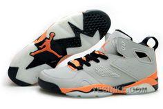 http://www.yesnike.com/big-discount-66-off-hot-2013-new-nike-air-jordan-6-vi-mens-shoes-grey-orange-pdmtz.html BIG DISCOUNT! 66% OFF! HOT 2013 NEW NIKE AIR JORDAN 6 VI MENS SHOES GREY ORANGE MRGFD Only $99.00 , Free Shipping!