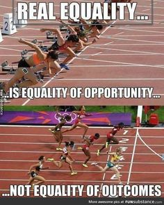 "An equality of opportunity is not as broad as we may think either. ""Privilege"" has nothing to do with it. Wisdom Quotes, Life Quotes, Reality Quotes, Poesia Visual, Pseudo Science, Political Quotes, Conservative Politics, Conservative Quotes, Truth Hurts"