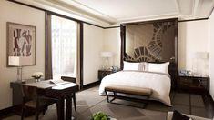 #bedroom | LIVING IN DESIGN: EL #HOTEL PENÍNSULA EN PARÍS