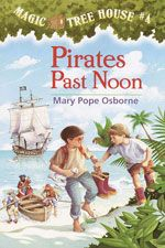 Lesson Plans that incorporate The Magic Tree House books