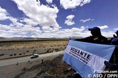El Rally Dakar 2014 recorrerá en Argentina un total de 11 provincias