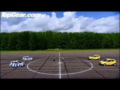 Literally some of the best televison ever! Top Gear - car football - Volkswagen Fox vs. Aygo - BBC