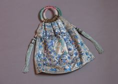PrivateCollection's | PictureBook | 08-05-28 Chinese Qing Dynasty Rank Purse