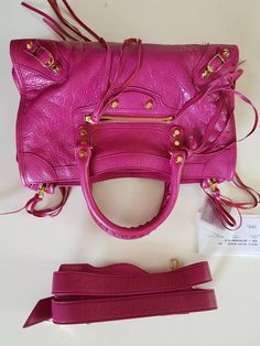 Dream of having brand new Authentic Balenciaga City giant 21. Get it here with small long strap.  Comes with dustbag, strap and cards. The bag is in mint condition. This bag Authentic Balenciaga bag comes from authentic balenciaga supplier cebu. Terms and layaway available for this bag for Cebu buyers. Contact by email glenichka@gmail.com or through my authentic bags philippines facebook  where to buy preloved bags in cebu. Balenciaga Designer, Balenciaga Bag, Cebu, Designer Bags, Philippines, Dust Bag, 21st, Brand New, Facebook
