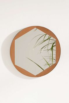 DIY w/ circular mirror