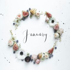 a-joyfuljourney:@humphreyandgrace. Quotes About New Year, Happy New Year Quotes, January Month, New Month, January 2018, January Calendar, Julia Smith, January Images, January Pictures