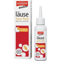 MOSQUITO dimeticon Laeuse Haar-Fluid:   Packungsinhalt: 100 ml Lotion PZN: 11092620 Hersteller: WEPA Apothekenbedarf GmbH & Co KG Preis:…