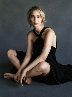 blueblackdream: Jennifer ONeill Jennifer Lawrence for Dior 2016