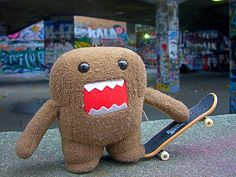 Domo does London by Dias Anderson, via Behance