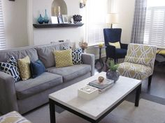 navy dusty grey and muted yellow green - Google Search