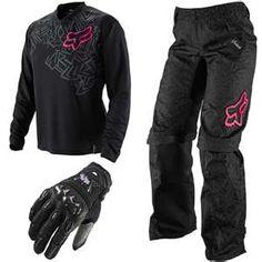 LOVE this gear set....