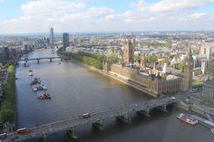 O fotógrafo Gerson Lima viajou para #Londres e ficou encantado com os prédios históricos, a arquitetura e o#rio que contorna a paisagem na capital britânica. Foto Gerson Lima.