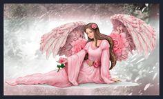 Thomas Kinkade Figurines Collection | Thomas Kinkade Angel Figurine Collection: Angels Of The Heavenly ...