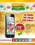 Catalogue Bureau Vallée Le Noël de tous les prix du mardi 25 novembre 2014 au samedi 27 décembre 2014 ( 25/11/2014 - 27/12/2014 )