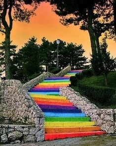 Stairway to my version of heaven. ACCEPTANCE > Fear