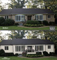 RANCH Homes Before & After Makeover | Blog | brick&batten
