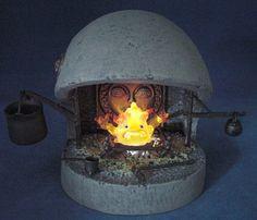 Cominica Image Collection XI - Howl's Moving Castle: Calcifer Fireplace Set Yamato http://www.amazon.com/dp/B0009N9PI6/ref=cm_sw_r_pi_dp_EAafwb1JKBXEG