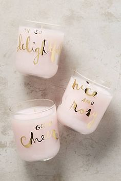 Lighthearted Candle Gift Set