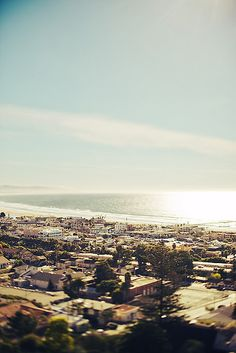 Pismo Beach. My beach I used to surf at :( I miss it!