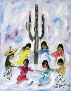 -Saguaro Dancers