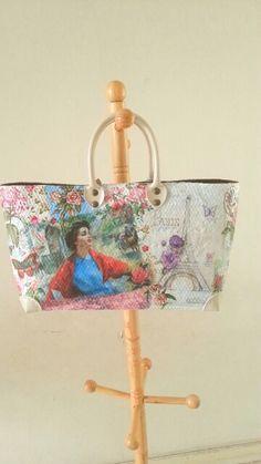 17 Best Decoupage bag images