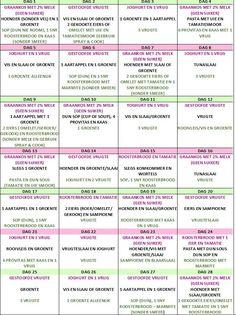 28 Dae Dieet, Different Diets, Yogurt