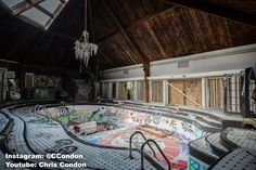 We Found Staggering Photos of this Abandoned Tennessee Mansion