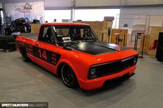A Truckin' Good Time - Speedhunters if you dont like you just have bad taste and should go homeif you dont like you just have bad taste and should go home 72 Chevy Truck, Custom Chevy Trucks, C10 Trucks, Chevy C10, Mini Trucks, Chevy Pickups, Chevrolet Trucks, Lifted Chevy, Rat Rods