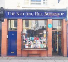 notting hill bookshop from the movie notting hill