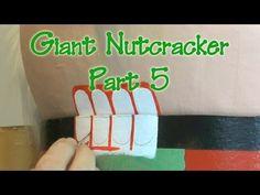 Giant Nutcracker | Craft Tutorial | Animaplates