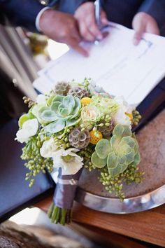 Wedding bouquet - cute picture