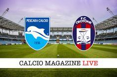 Pescara-Crotone risultato e cronaca in tempo reale tabellino in diretta