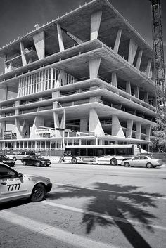1111 Lincoln Road - Herzog & De Meuron in Miami Beach