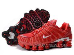 http://www.jordannew.com/mens-nike-shox-tl-shoes-gym-red-silver-online.html MEN'S NIKE SHOX TL SHOES GYM RED/SILVER ONLINE Only $79.96 , Free Shipping!