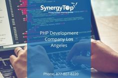 SynergyTop is a PHP Development Company in Los Angeles that offers web apps using PHP. Our PHP solutions are flexible, reliable, easy to use, and highly secure. #PHPDevelopmentCompany #PHPDevelopmentService #PHPDevelopers #PHPDevelopment Web Application Development, Web Development Company, San Diego Usa, Ecommerce Solutions, Flexibility, Technology, Digital, Apps, Easy