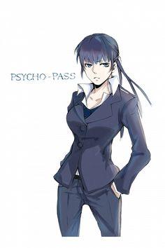 Psycho Pass- Yayoi