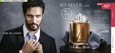 Ginbers Butik: Parfum So Fever Him & Her Oriflame