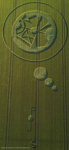 Crop Circle at Sutton Hall, Nr Rochford, Essex. Aliens And Ufos, Ancient Aliens, Ancient History, Crop Circles, Ancient Mysteries, Ancient Artifacts, Sutton Hall, Ancient Egyptian Art, Ancient Greece
