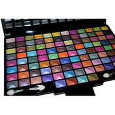 i ordered this! 100 piece glitter eyeshadow