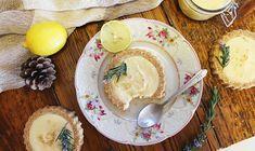 Mini pite od limuna, bez pečenja!
