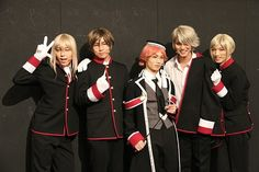 Royal Tutor, Stage Play, Voice Actor, Yolo, Live Action, Other People, Drama, Singer, Cosplay