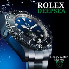 Rolex Deep Sea Excellent Condition Available Immediately @Luxury_Watch_Market