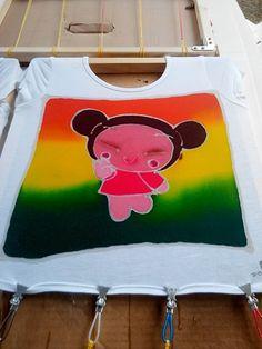 Batik t-shirts fille 5 ans