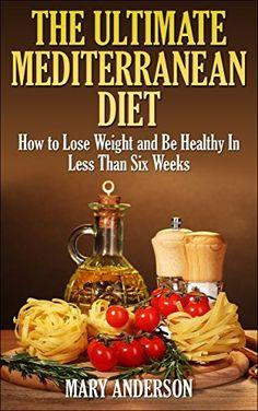 Easy Mediterranean Diet Recipes, Mediterranean Dishes, Med Diet, Diet Books, Diets For Beginners, Diet Snacks, Keto, Paleo Diet, Healthy Recipes