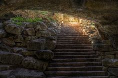 Longhorn Cavern State Park, Burnet, Texas