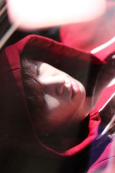 #yixing #lay #exo I just love Lay in hoodies!!