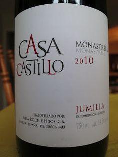 2010 Casa Castillo Monastrell from Spain - Wine Review