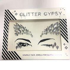 f95dd1ab77b5 Anniversary Sales - Buy Generic Face Adhesive Rhinestone Glitter Jewelry  Festival Party Body Sticker Tattoo Style