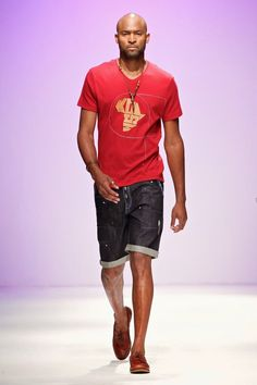 Kosh Spring/Summer 2015 - Zimbabwe Fashion Week